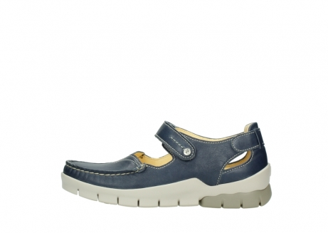 wolky mary janes 01754 polina 70870 blue leather_1