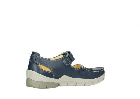 wolky mary janes 01754 polina 70870 blue leather_11