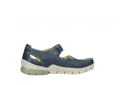wolky mary janes 01754 polina 70870 blue leather_12
