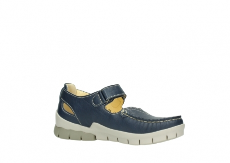 wolky mary janes 01754 polina 70870 blue leather_15