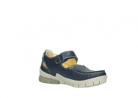 wolky mary janes 01754 polina 70870 blue leather_16