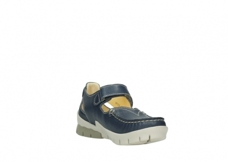wolky mary janes 01754 polina 70870 blue leather_17