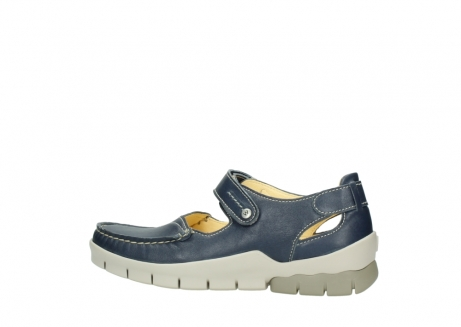 wolky mary janes 01754 polina 70870 blue leather_2