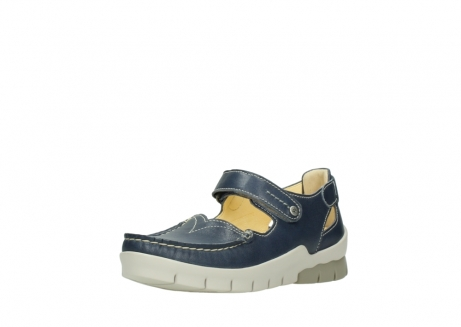 wolky mary janes 01754 polina 70870 blue leather_22