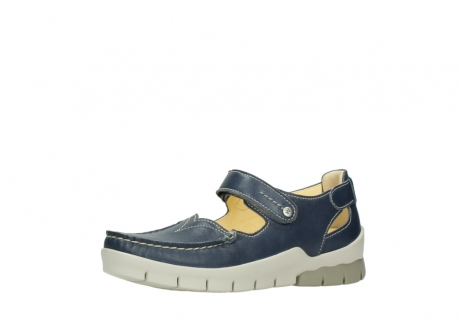 wolky mary janes 01754 polina 70870 blue leather_23