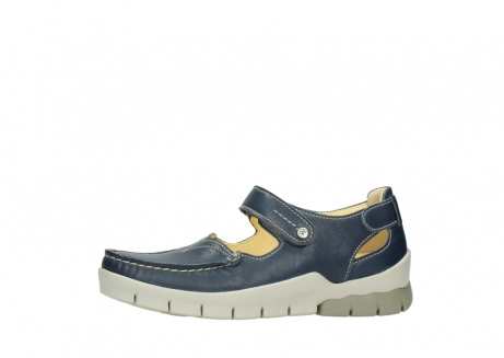 wolky mary janes 01754 polina 70870 blue leather_24