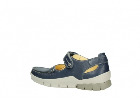wolky mary janes 01754 polina 70870 blue leather_3