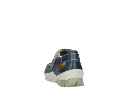 wolky mary janes 01754 polina 70870 blue leather_6