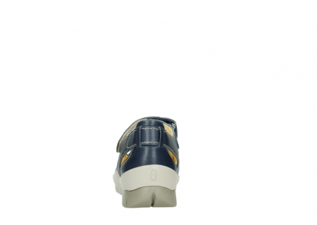 wolky mary janes 01754 polina 70870 blue leather_7