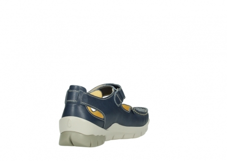 wolky mary janes 01754 polina 70870 blue leather_9