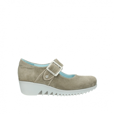 wolky mary janes 03811 silky 40250 sand suede