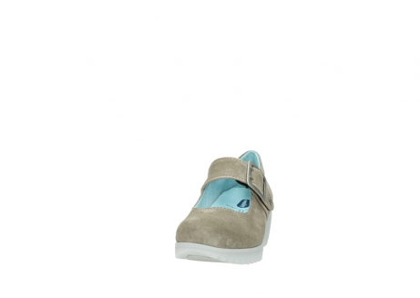 wolky mary janes 03811 silky 40250 sand suede_20