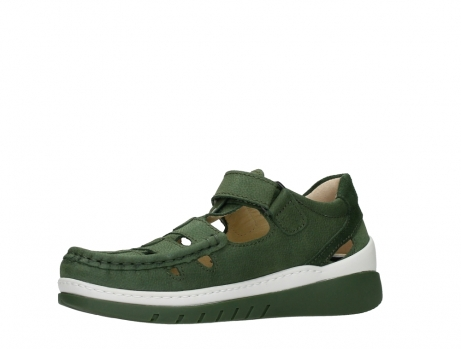 wolky mary janes 04854 byte 11720 moss green nubuck_11
