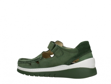 wolky mary janes 04854 byte 11720 moss green nubuck_15