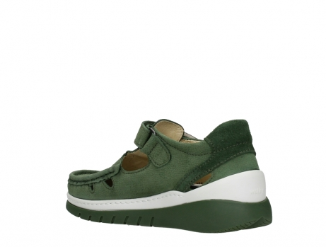 wolky mary janes 04854 byte 11720 moss green nubuck_16