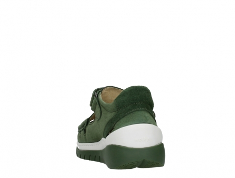 wolky mary janes 04854 byte 11720 moss green nubuck_18