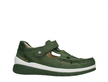 wolky mary janes 04854 byte 11720 moss green nubuck_2