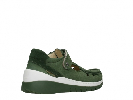 wolky mary janes 04854 byte 11720 moss green nubuck_22