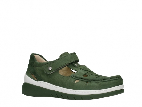 wolky mary janes 04854 byte 11720 moss green nubuck_3