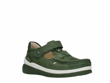 wolky mary janes 04854 byte 11720 moss green nubuck_4