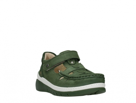 wolky mary janes 04854 byte 11720 moss green nubuck_5