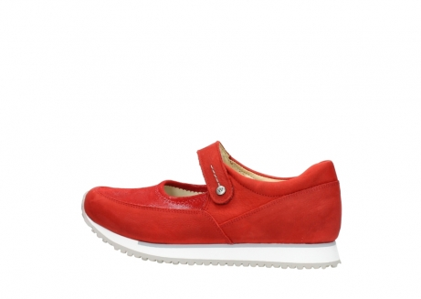 wolky mary janes 05805 e step 11500 red stretch nubuck_2