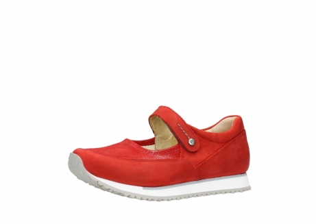 wolky mary janes 05805 e step 11500 red stretch nubuck_23