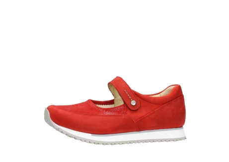 wolky mary janes 05805 e step 11500 red stretch nubuck_24