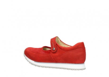 wolky mary janes 05805 e step 11500 red stretch nubuck_3