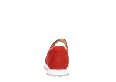 wolky mary janes 05805 e step 11500 red stretch nubuck_7