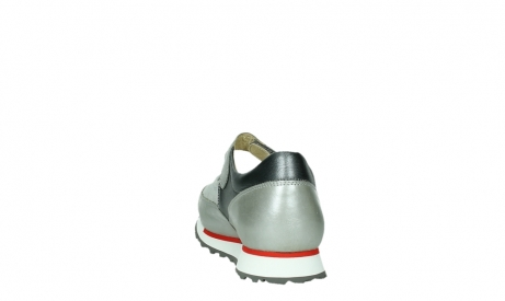 wolky mary janes 05805 e step 87130 silver grey pearl stretch leather_18