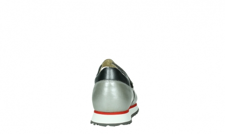 wolky mary janes 05805 e step 87130 silver grey pearl stretch leather_19