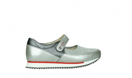 wolky mary janes 05805 e step 87130 silver grey pearl stretch leather_24