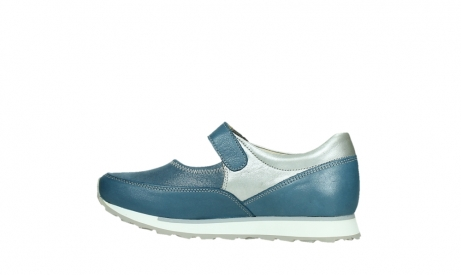 wolky mary janes 05805 e step 87860 steel blue pearl stretch leather_14