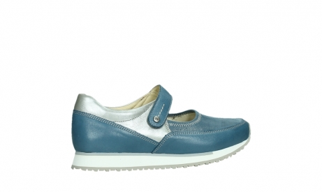 wolky mary janes 05805 e step 87860 steel blue pearl stretch leather_24