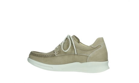 wolky lace up shoes 05901 one 10390 beige stretch nubuck_14