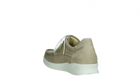 wolky lace up shoes 05901 one 10390 beige stretch nubuck_17