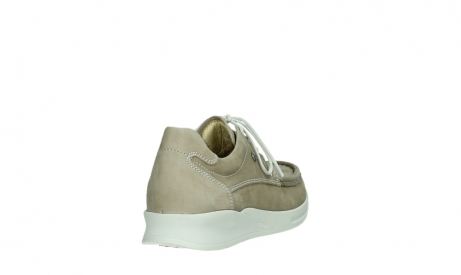 wolky lace up shoes 05901 one 10390 beige stretch nubuck_21