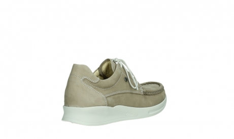 wolky lace up shoes 05901 one 10390 beige stretch nubuck_22