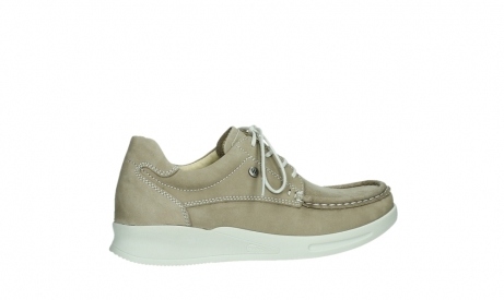 wolky lace up shoes 05901 one 10390 beige stretch nubuck_24