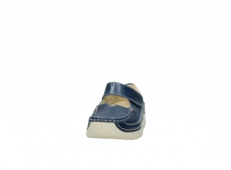 wolky mary janes 06235 roll combi 30870 blue summer leather_20