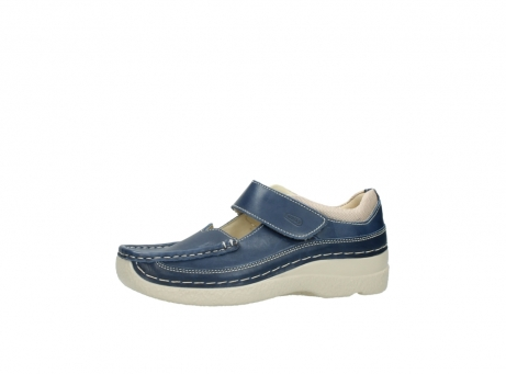 wolky mary janes 06235 roll combi 30870 blue summer leather_24