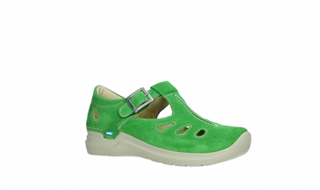 wolky mary janes 06605 smiley 40740 applegreen suede_3