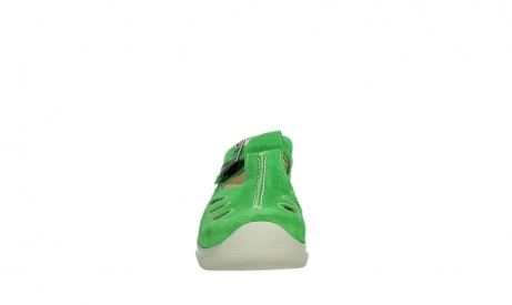 wolky mary janes 06605 smiley 40740 applegreen suede_7