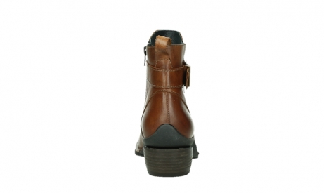 wolky ankle boots 00407 bronson 30430 cognac leather_19