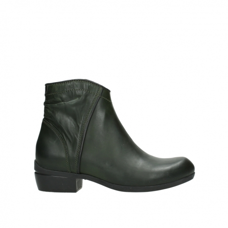 wolky ankle boots 00952 winchester 30730 forest leather