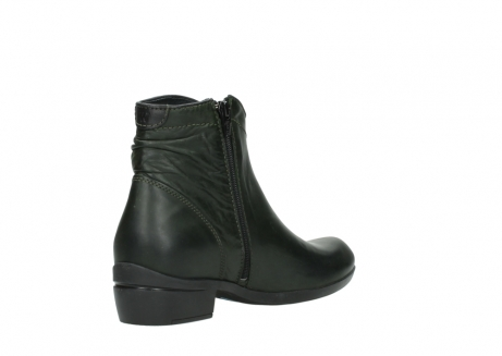 wolky ankle boots 00952 winchester 30730 forest leather_10