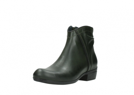 wolky ankle boots 00952 winchester 30730 forest leather_22