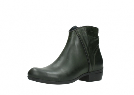 wolky ankle boots 00952 winchester 30730 forest leather_23