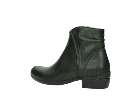 wolky ankle boots 00952 winchester 30730 forest leather_3